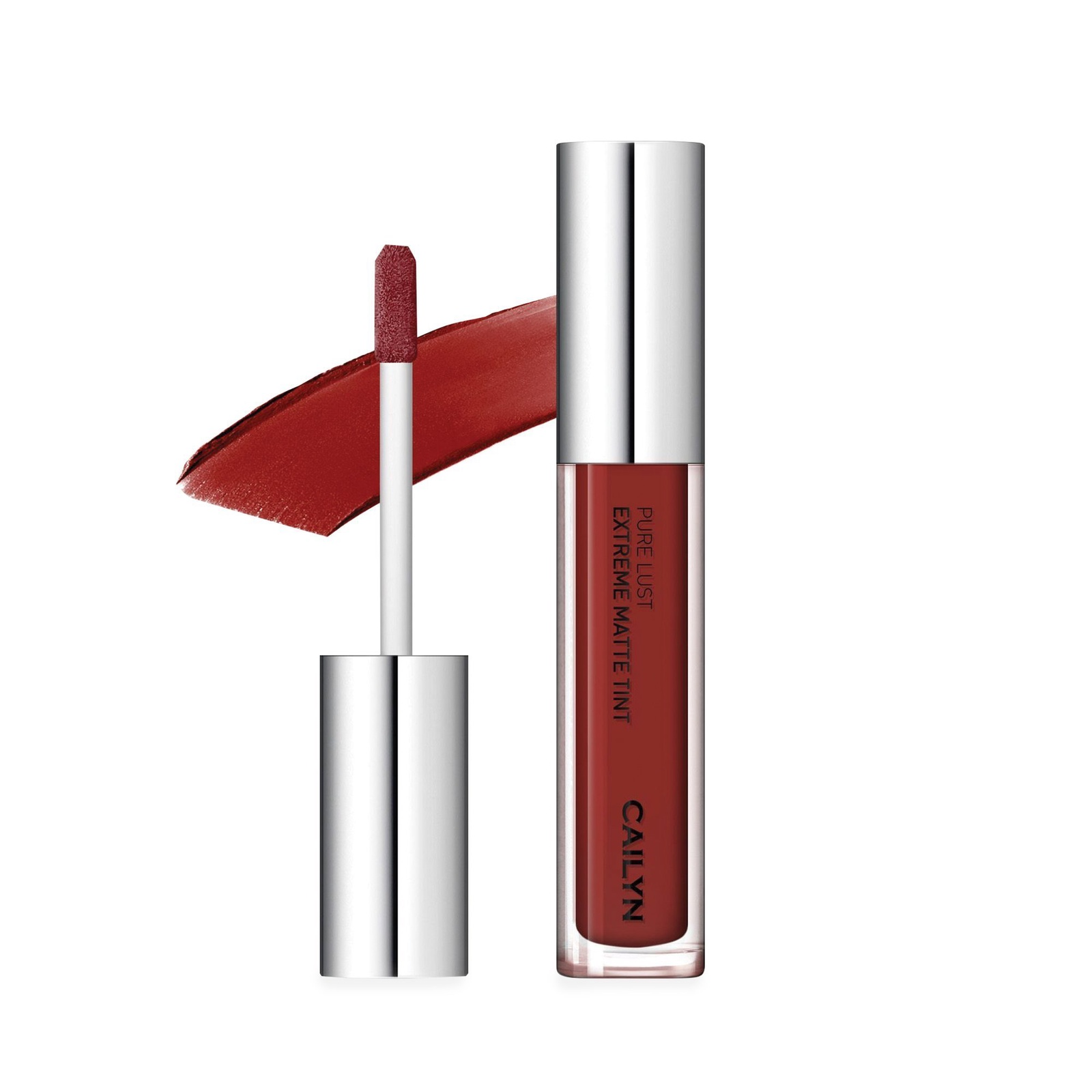 Тинт CAILYN Pure Lust Extreme Matte Tint матовый, 12 Classicist, 3.5 мл