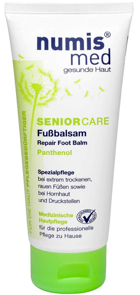 Бальзам для ухода за кожей numis® med Восстанавливающий бальзам для ног