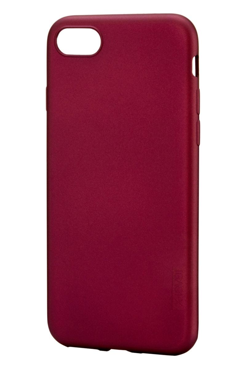 Чехол для сотового телефона X-level Apple iPhone 7/8, бордовый