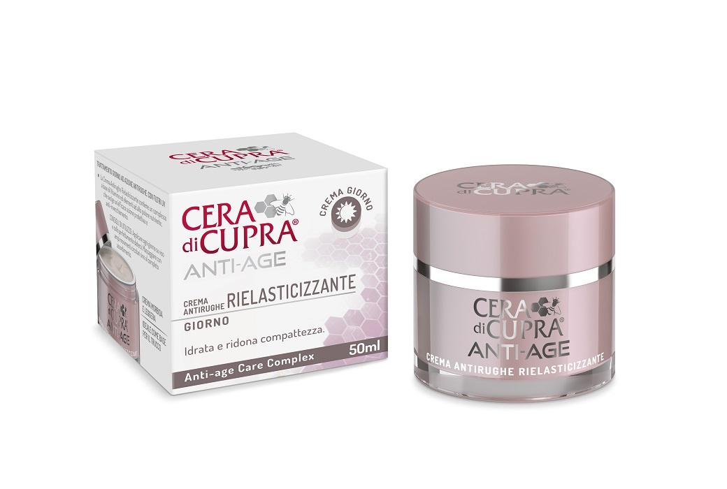 Дневной крем Cera di Cupra, для лица против морщин, антивозрастной, 50 мл недорого
