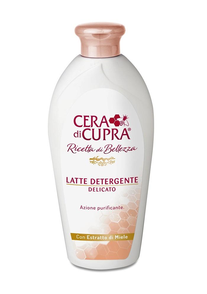 Очищающее молочко Cera di Cupra, для снятия макияжа, 200 мл Cera di Cupra