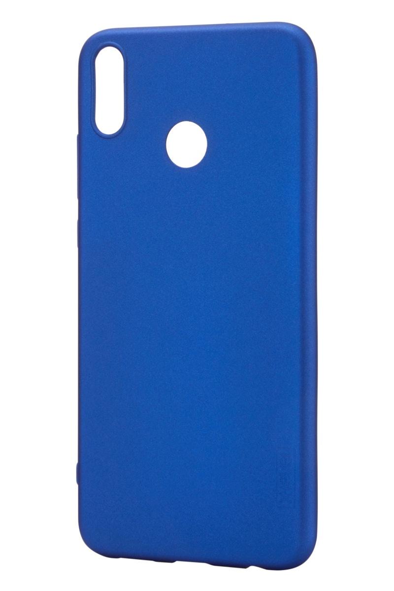 8a606dde1f2c7 Чехол для сотового телефона X-level Huawei Honor 8X, синий — купить в  интернет-магазине OZON с быстрой доставкой