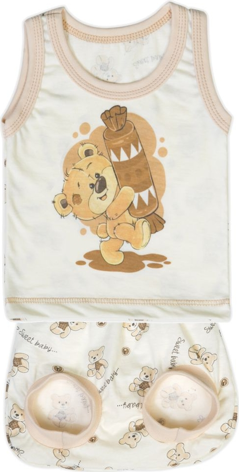 Комплект одежды BabyGlory Пуговка
