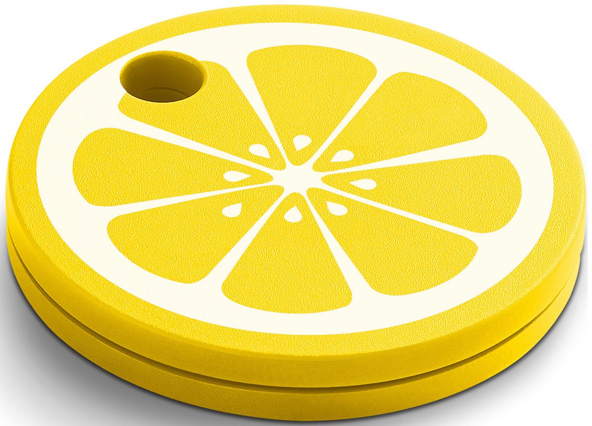 Умный брелок Chipolo Classic Fruit Лимон, CHP_M45S-LMN-R, желтый