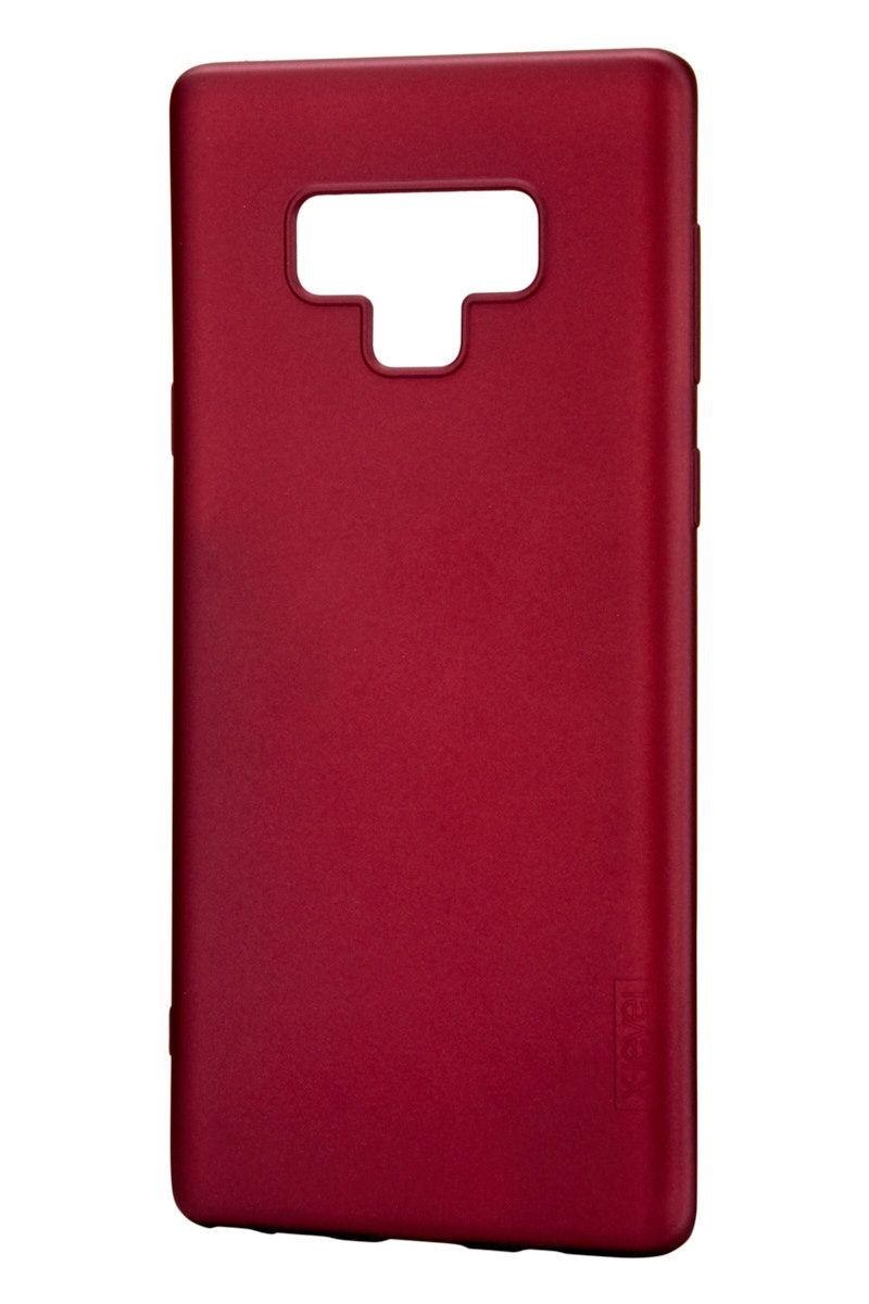 Чехол для сотового телефона X-level Samsung Note 9, бордовый