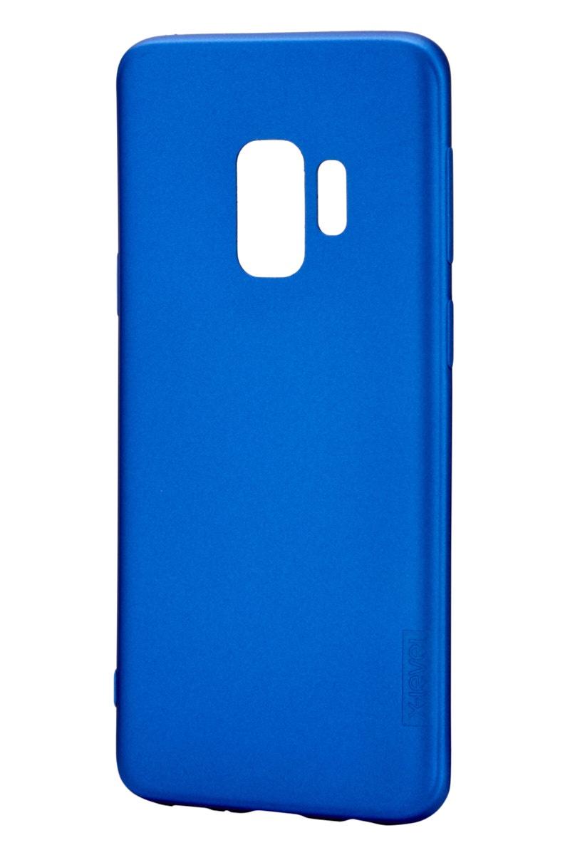 Чехол для сотового телефона X-level Samsung S9, синий