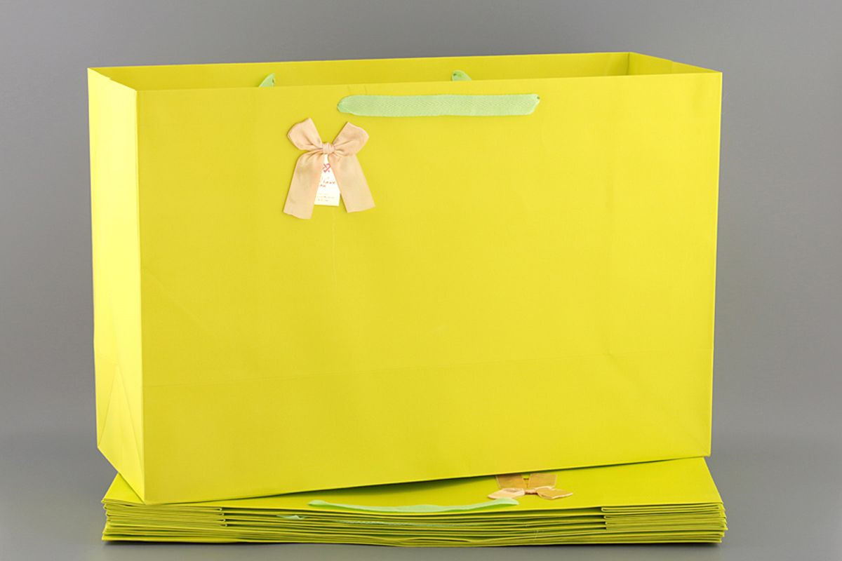 Пакеты бумажные Lefard, 521-098, 60 х 40 х 23 см, 10 шт