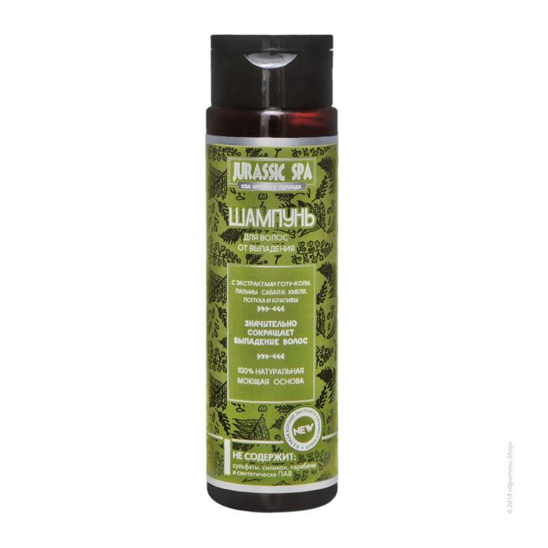 Шампунь для волос Jurassic Spa, 4612744981680, 270 мл цена