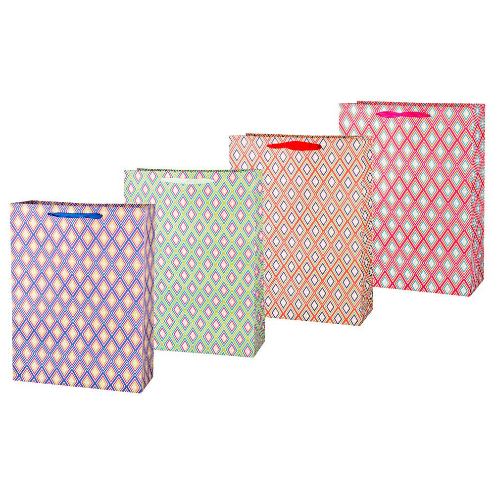 Пакеты бумажные Lefard, 512-573, 40 х 30 х 12 см, 12 шт пакеты бумажные lefard 512 577 20 х 25 х 8 см 12 шт