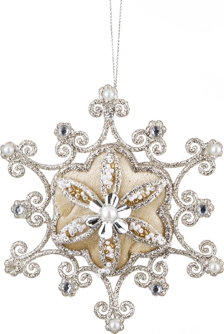 Фото - Украшение для интерьера Lefard, 783-002, золотистый, серебристый, 12 х 12 х 1 см украшение для интерьера lefard корона 856 028 золотистый красный 10 см