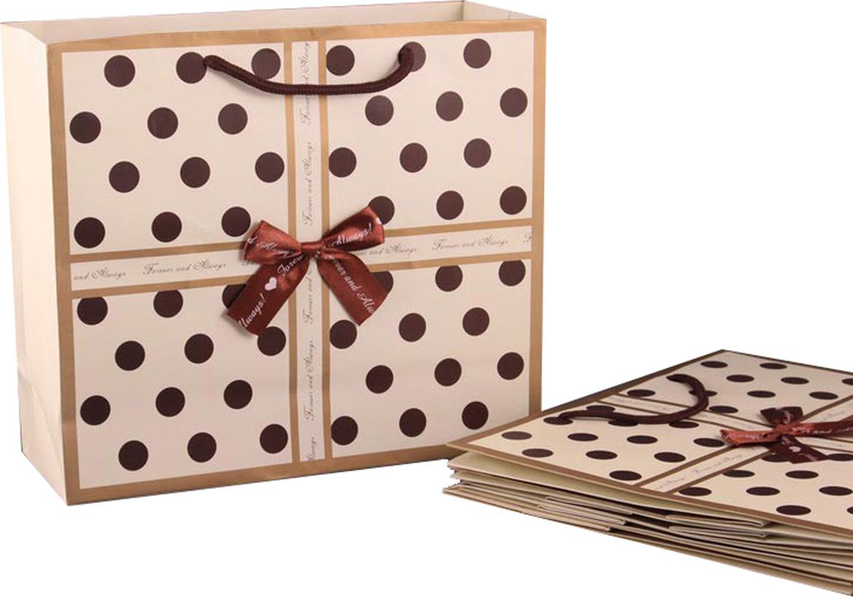 Пакеты бумажные Lefard, 521-023, 30 х 27 х 12 см, 10 шт люстра wertmark cartuccia we138 12 023