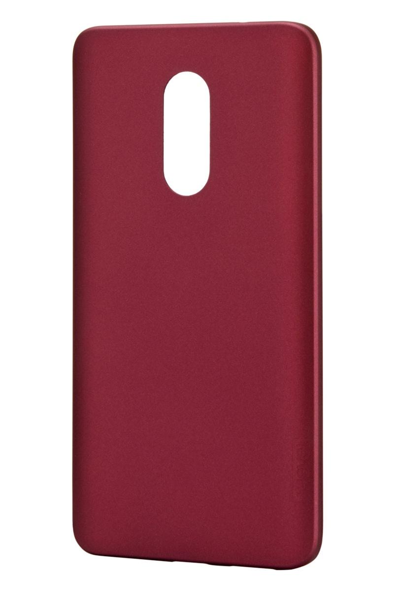 Чехол для сотового телефона X-level Xiaomi Redmi Note 4X, бордовый