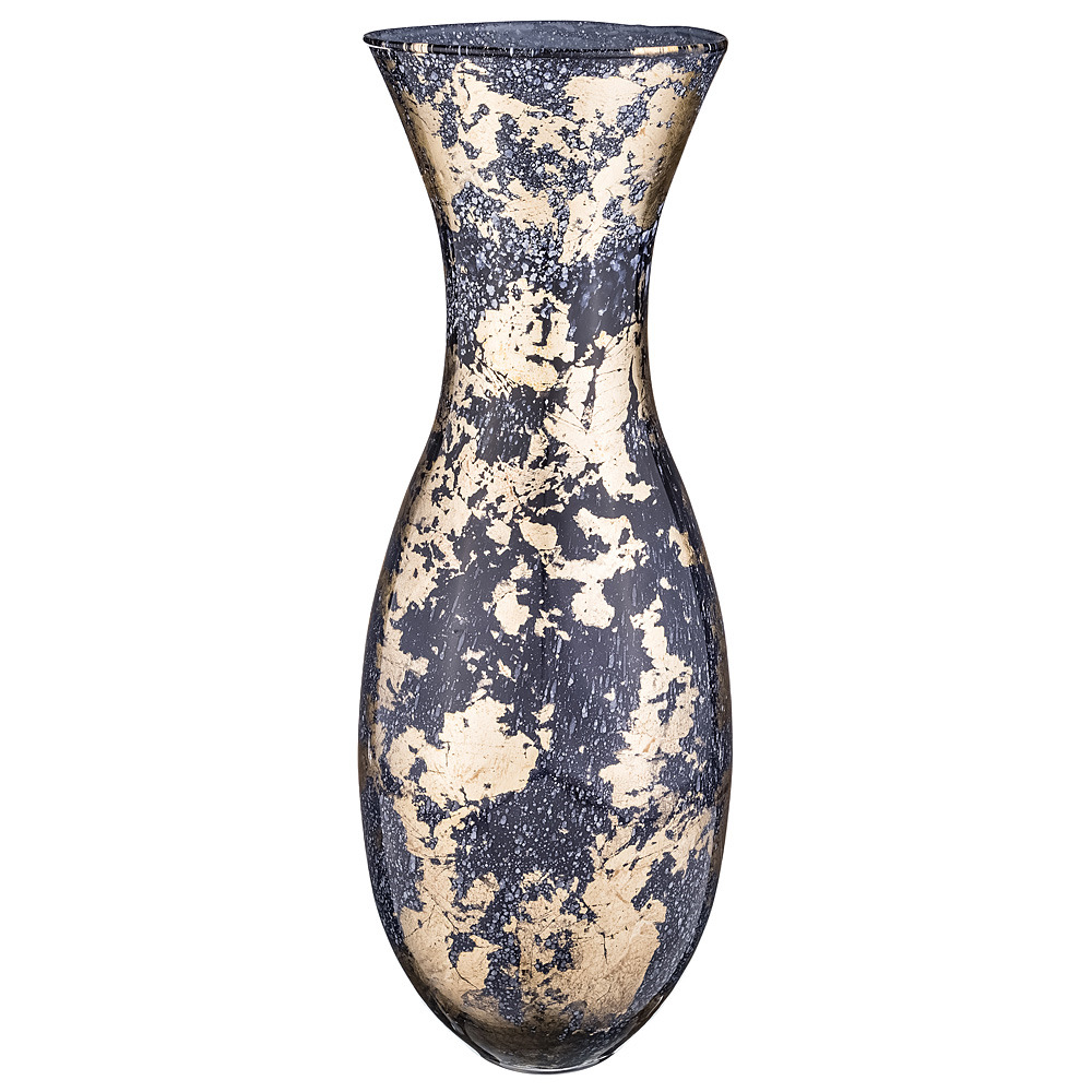 Ваза Lefard Venice, 316-1265, прозрачный, высота 50 см ваза lefard burano с крышкой 316 1011 прозрачный высота 27 см