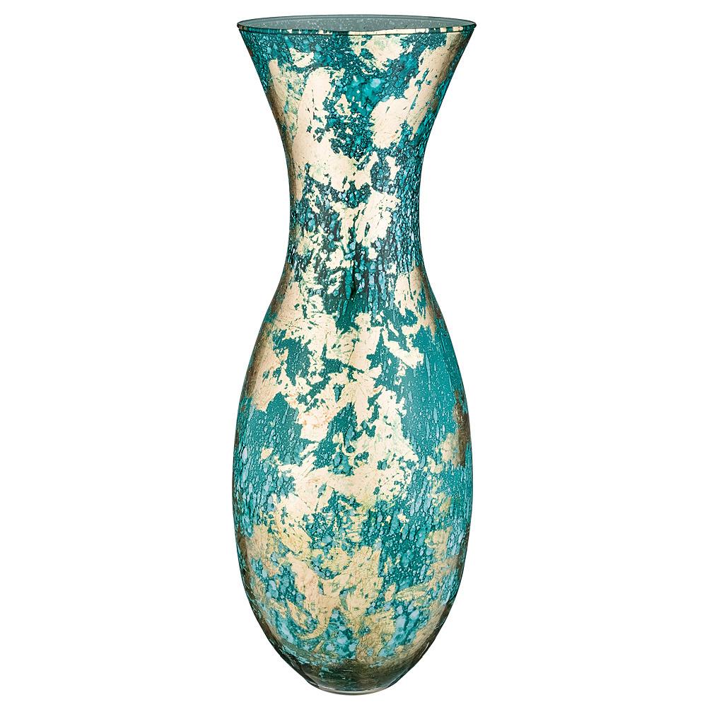 Ваза Lefard Venice, 316-1275, прозрачный, высота 50 см ваза lefard burano с крышкой 316 1011 прозрачный высота 27 см