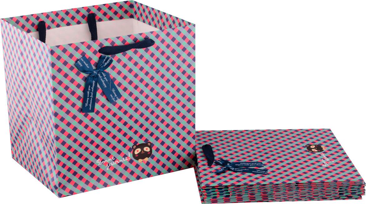 Пакеты бумажные Lefard, 521-093, 30 х 30 х 25 см, 10 шт