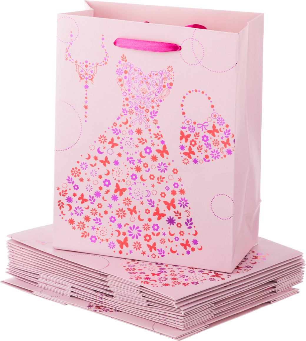 Пакеты бумажные Lefard, 73-553, 23 х 18 х 9 см, 10 шт пакеты бумажные lefard 73 545 23 х 18 х 9 см 10 шт