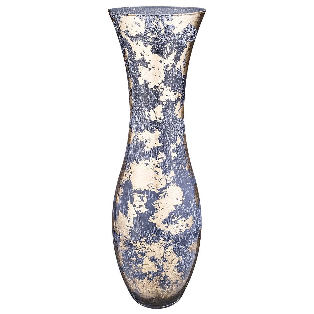 Ваза Lefard Venice, 316-1264, прозрачный, высота 70 см ваза lefard burano с крышкой 316 1011 прозрачный высота 27 см