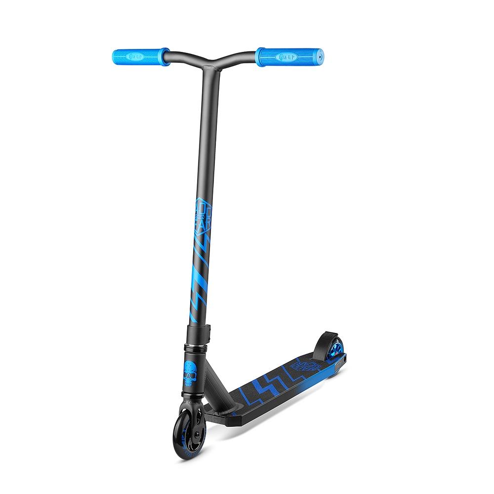 трехколесные самокаты Самокат трюковый Madd Gear Whip Pro, 1636586, голубой