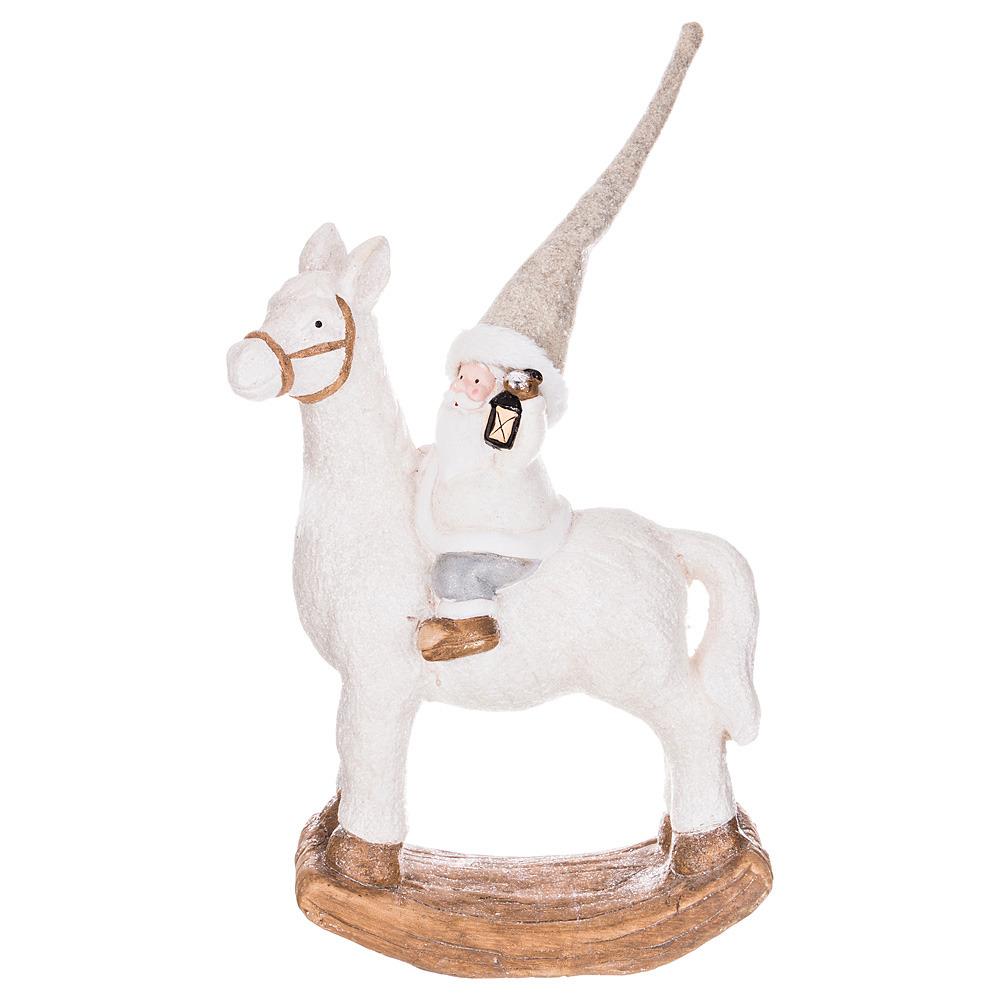 Фигурка декоративная Lefard, 100-531, белый, 44 х 27 х 12 см