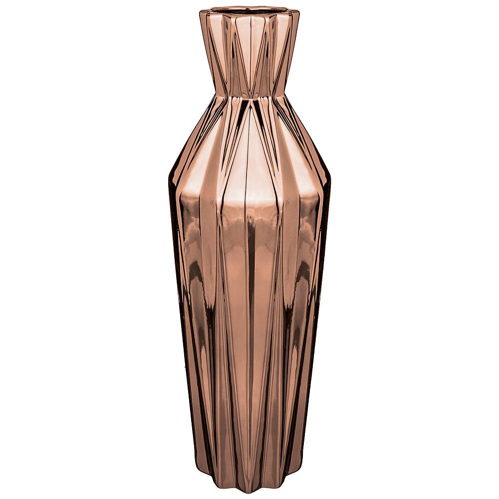 Ваза декоративная Lefard, 737-108, золотистый, высота 33 см ваза декоративная lefard амфора 24 см