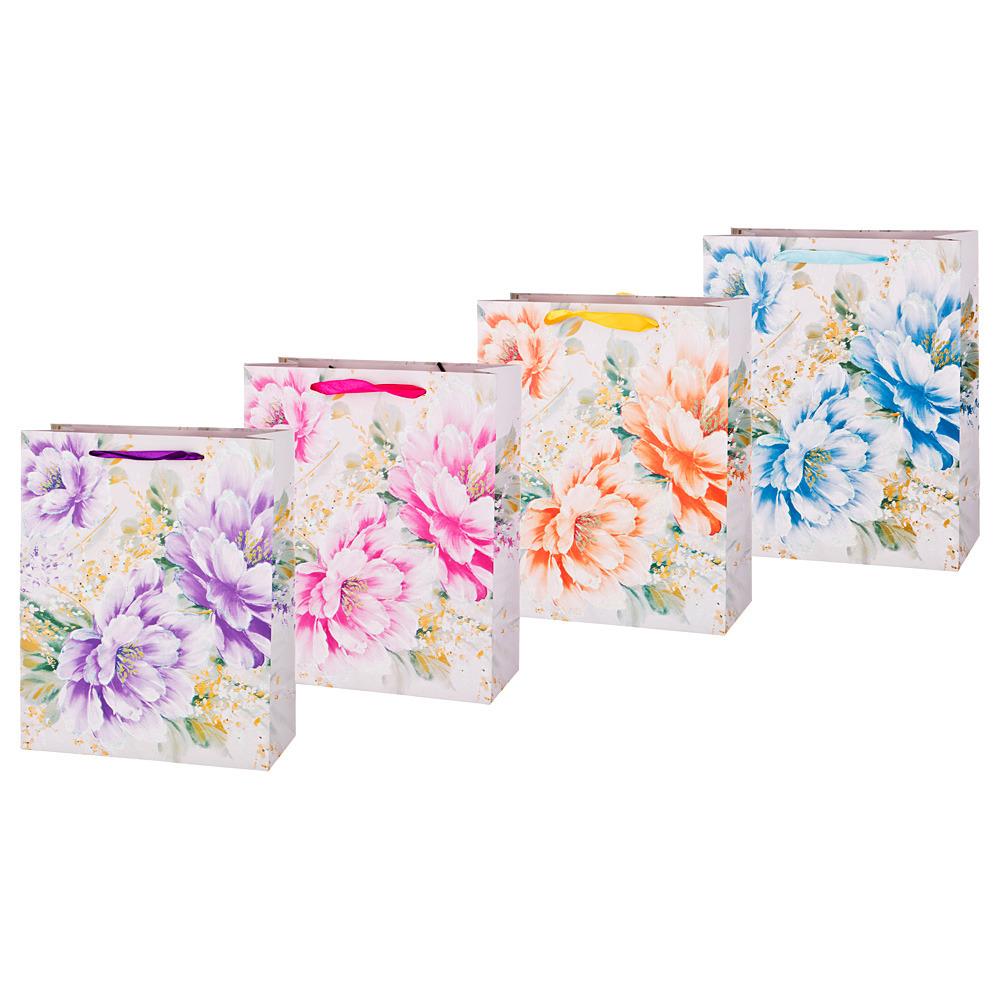 Пакеты бумажные Lefard, 512-568, 32 х 26 х 12 см, 12 шт пакеты бумажные lefard 512 577 20 х 25 х 8 см 12 шт