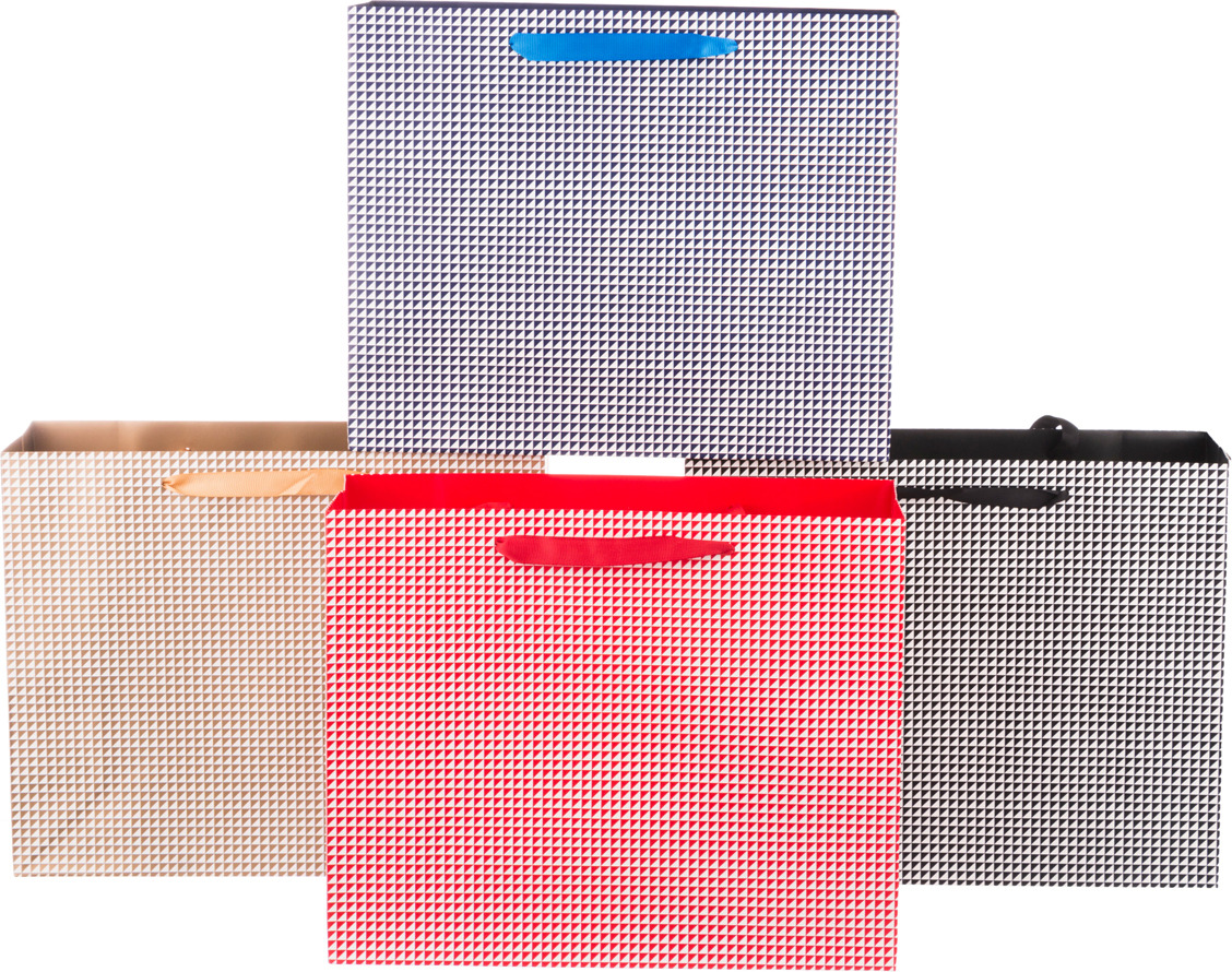 Пакеты бумажные Lefard, 512-502, 26 х 32 х 11 см, 12 шт, 4 вида, в ассортименте пакеты для колес sapfire 100x100 см 4 шт