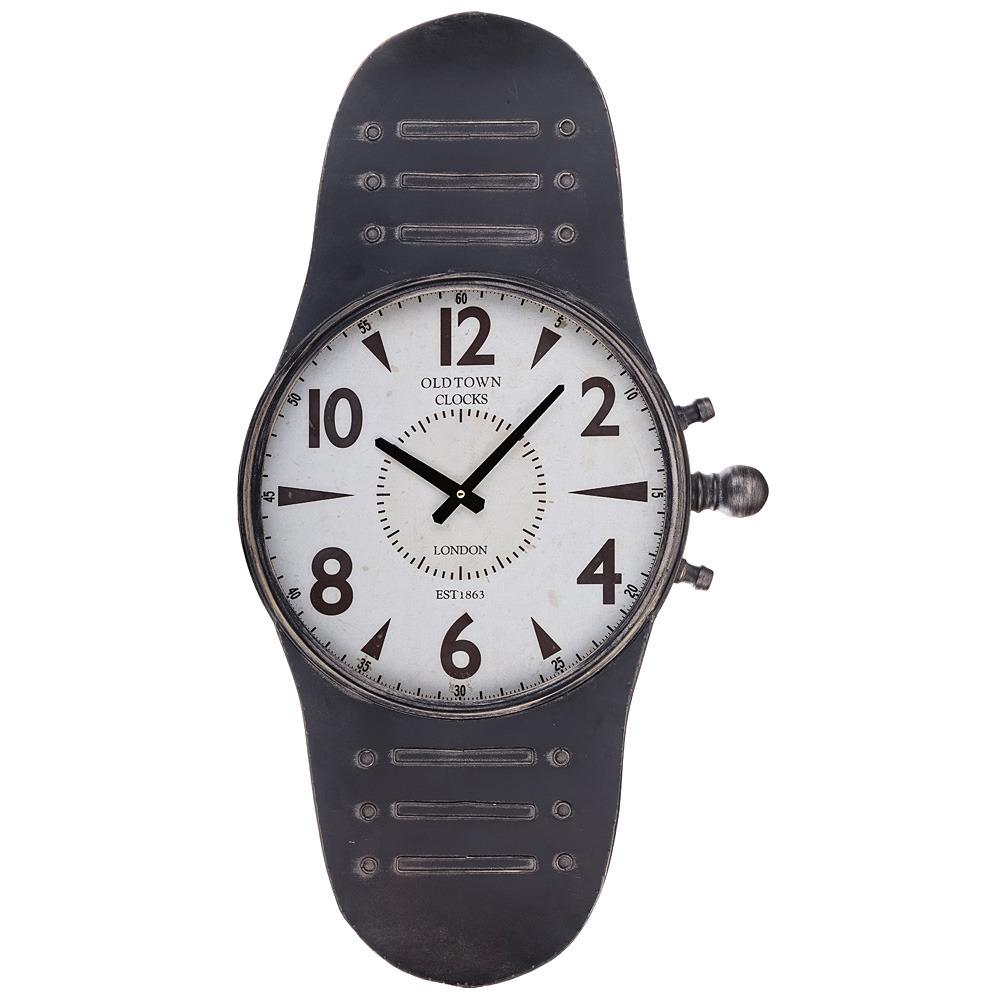 Настенные часы Lefard Ретро, кварцевые, 799-125, черный, 47 х 5.5 х 87 см799-125Настольные часы Lefard в стиле Ретро - оригинальное решение для интерьера. Оформите свой дом таким интерьерным аксессуаром или преподнесите его в качестве презента друзьям, и они оценят ваш оригинальный вкус и неординарность подарка.Диаметр циферблата 35 см.