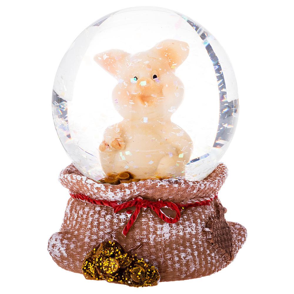цены на Фигурка декоративная Lefard, 100-550, бежевый, коричневый, 4.5 х 4.5 х 7 см  в интернет-магазинах