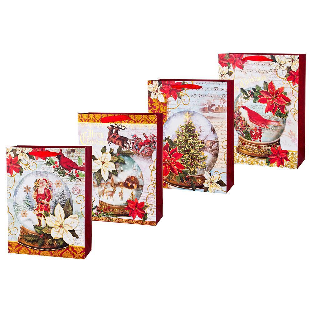 Пакеты бумажные Lefard, 512-587, 23 х 18 х 10 см, 12 шт пакеты бумажные lefard 512 577 20 х 25 х 8 см 12 шт