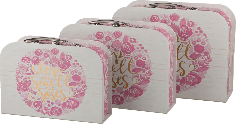 Набор подарочных коробок Lefard, 37-209, 3 шт набор сундучков roura decoracion 3 шт 34745