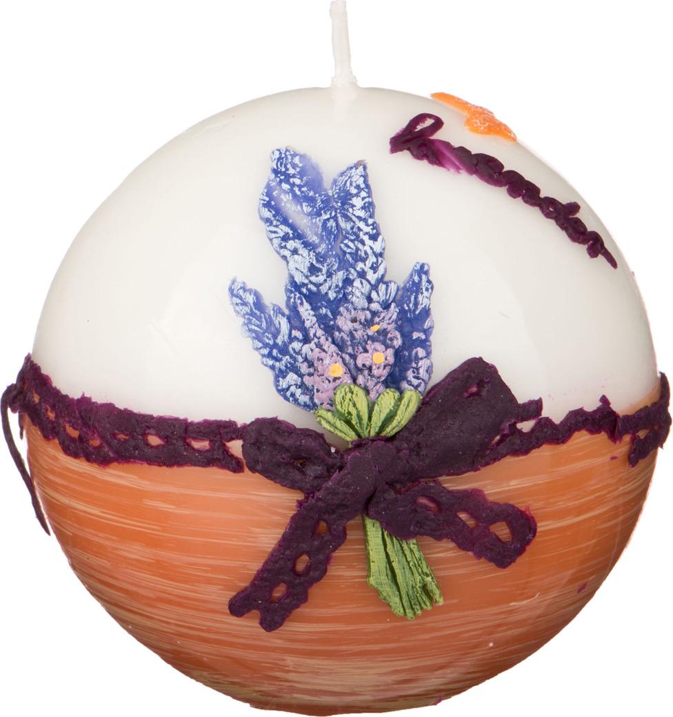 Свеча праздничная Lefard Лаванда, 348-558, разноцветный, диаметр 10 см348-558Праздничная свеча Lefard порадует вас элегантным дизайном. Это не только надежный источник света, но и замечательное украшение для вашего праздничного стола и интерьера. Она создаст незабываемую атмосферу, будь то торжество, романтический вечер или будничный день.