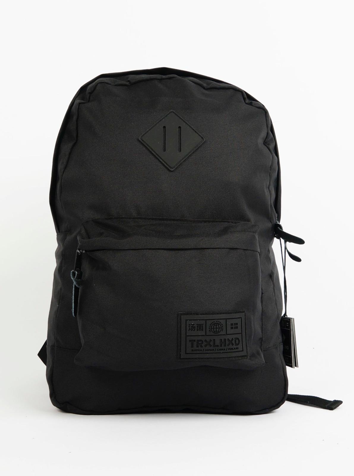 Рюкзак мужской Trailhead, цвет: черный. BAG002-18_BK рюкзак мужской quiksilver everydaypostemb m eqybp03501 bng0 королевский синий