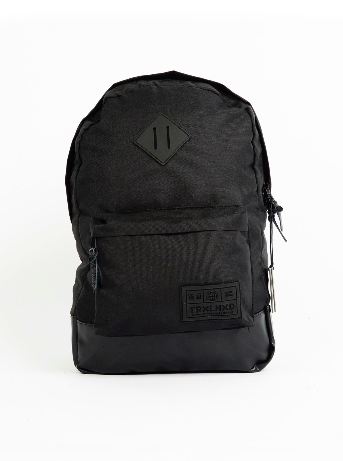 Рюкзак мужской Trailhead, цвет: черный. BAG002-18_BkFl рюкзак мужской quiksilver everydaypostemb m eqybp03501 bng0 королевский синий