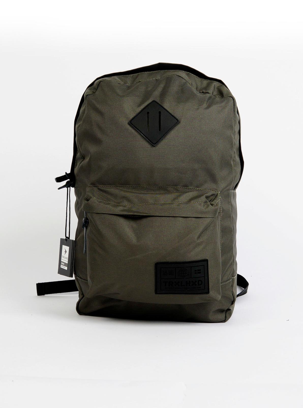 Рюкзак мужской Trailhead, цвет: оливковый. BAG002-18_KHAKI рюкзак мужской quiksilver everydaypostemb m eqybp03501 bng0 королевский синий