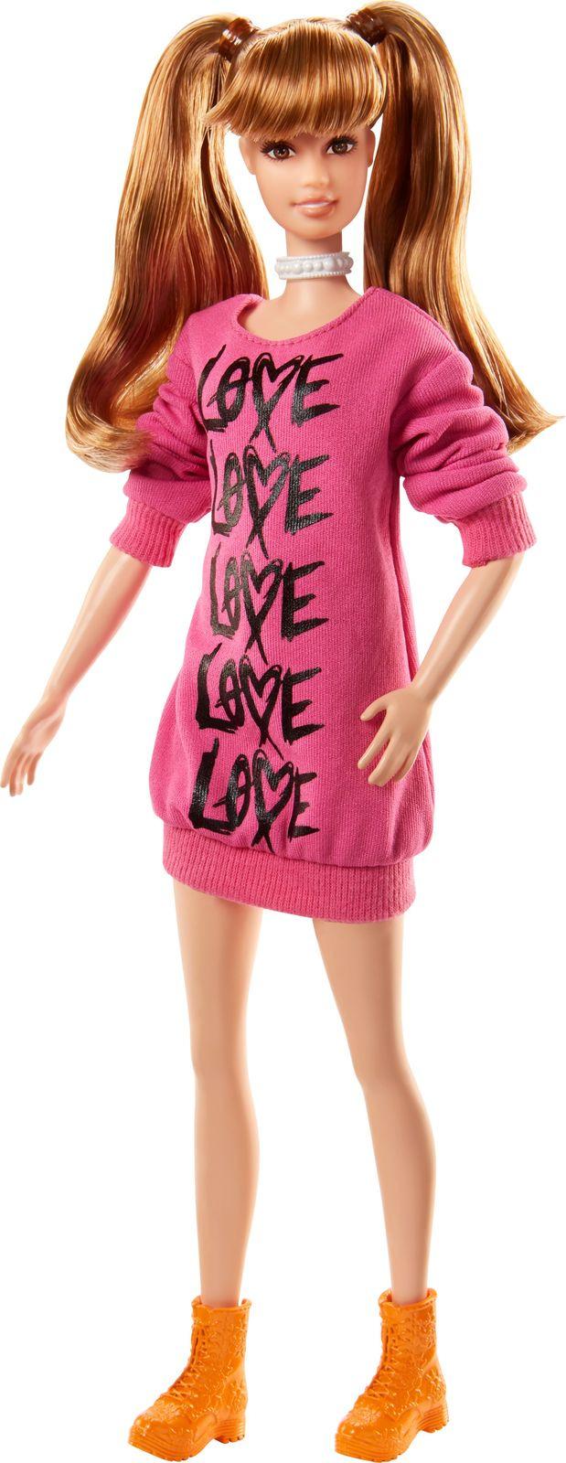 Barbie Кукла Fashionistas № 79