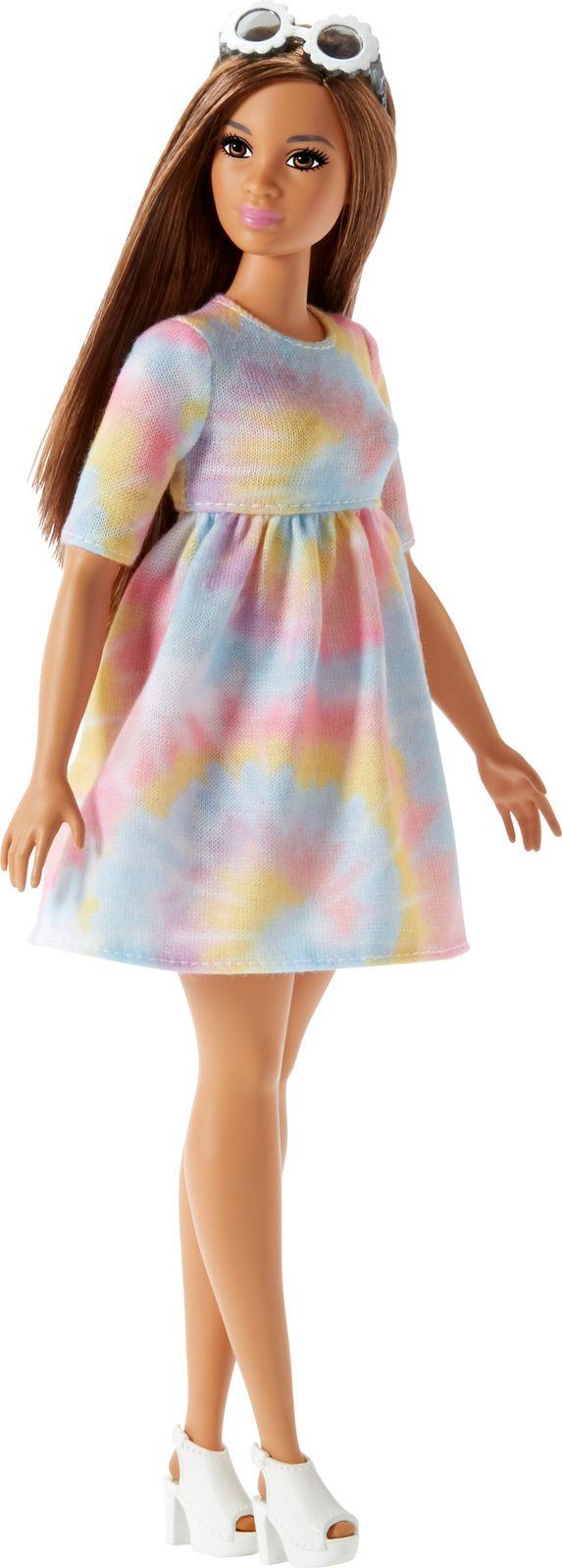 Barbie Кукла Fashionistas № 77