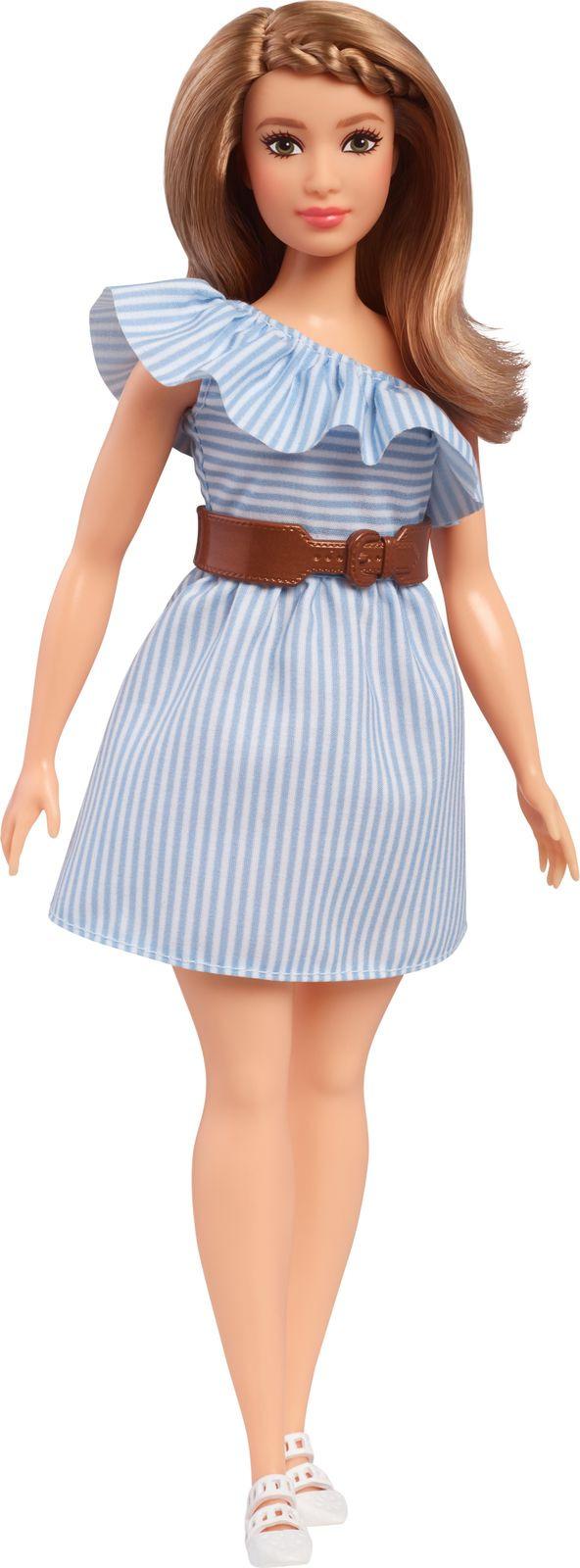 Barbie Кукла Fashionistas FBR37_FJF41 barbie кукла starlight adventure барби с ховербордом dlt23