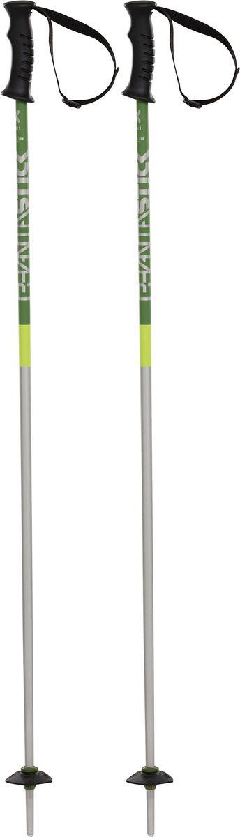 Палки горнолыжные для мальчика Volkl Kids Green Poles, 169610, зеленый, длина 85 см