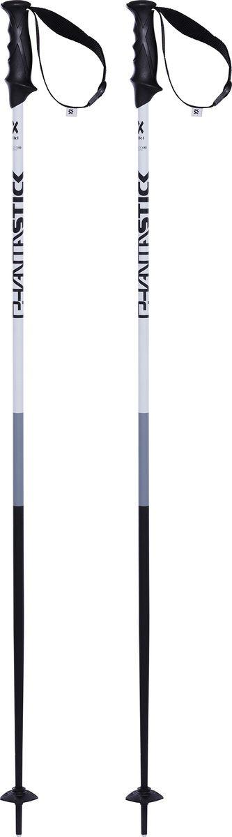 Палки горнолыжные женские Volkl Phantastick 3 White Poles, 168615, белый, длина 115 см
