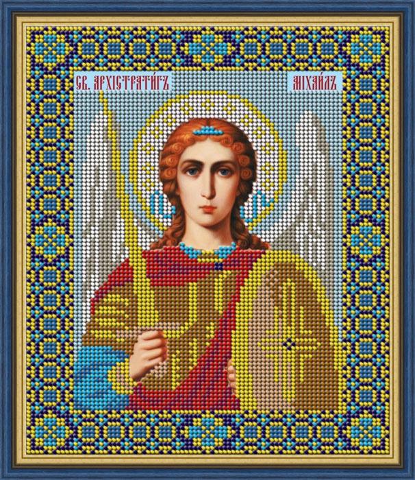 Набор для вышивания Galla Collection бисером «Икона Святой Архангел Михаил», 18 х 22 см россия икона архангел михаил