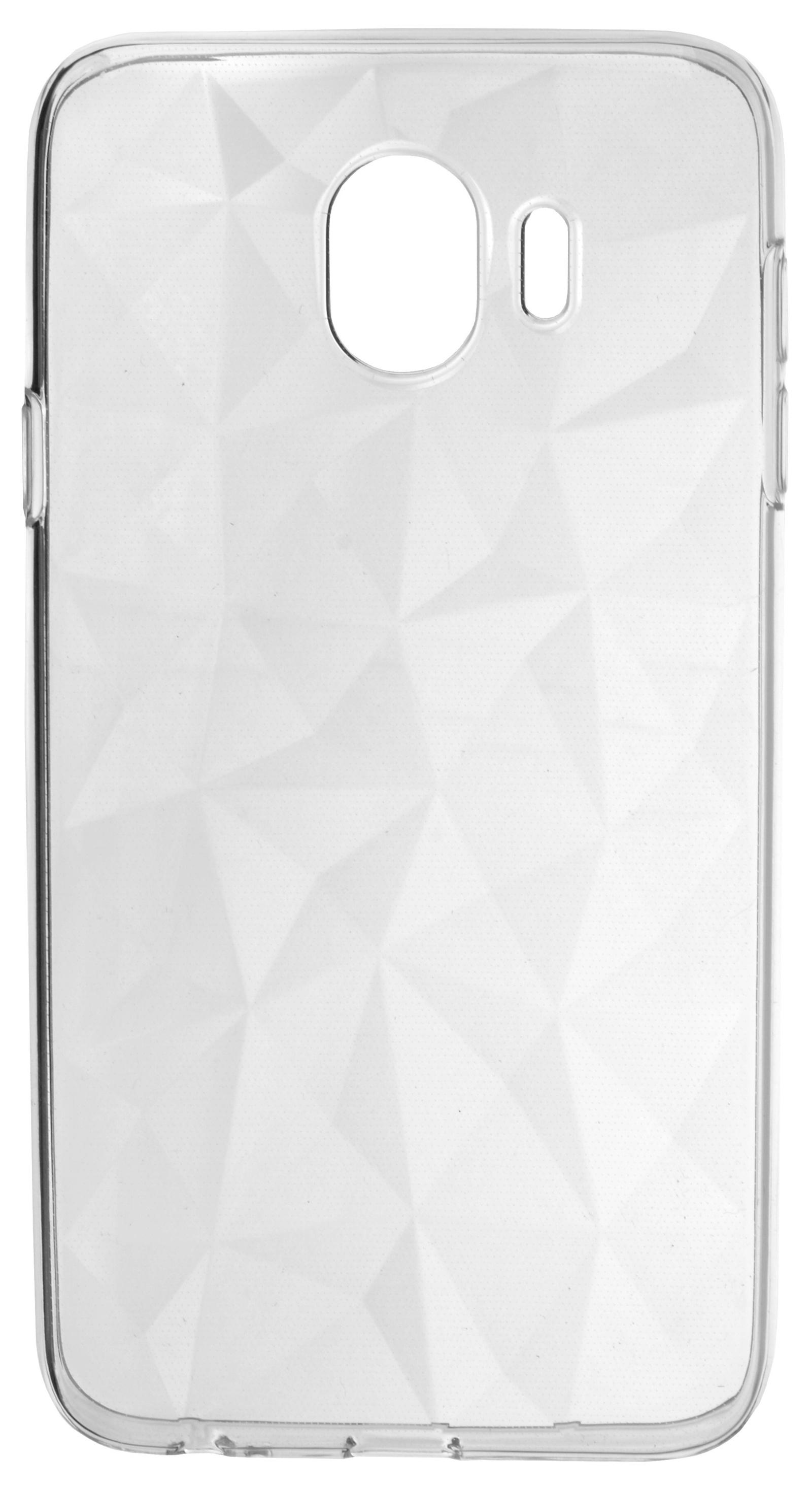 Накладка skinBOX для Galaxy J4 (2018), Transparent цены