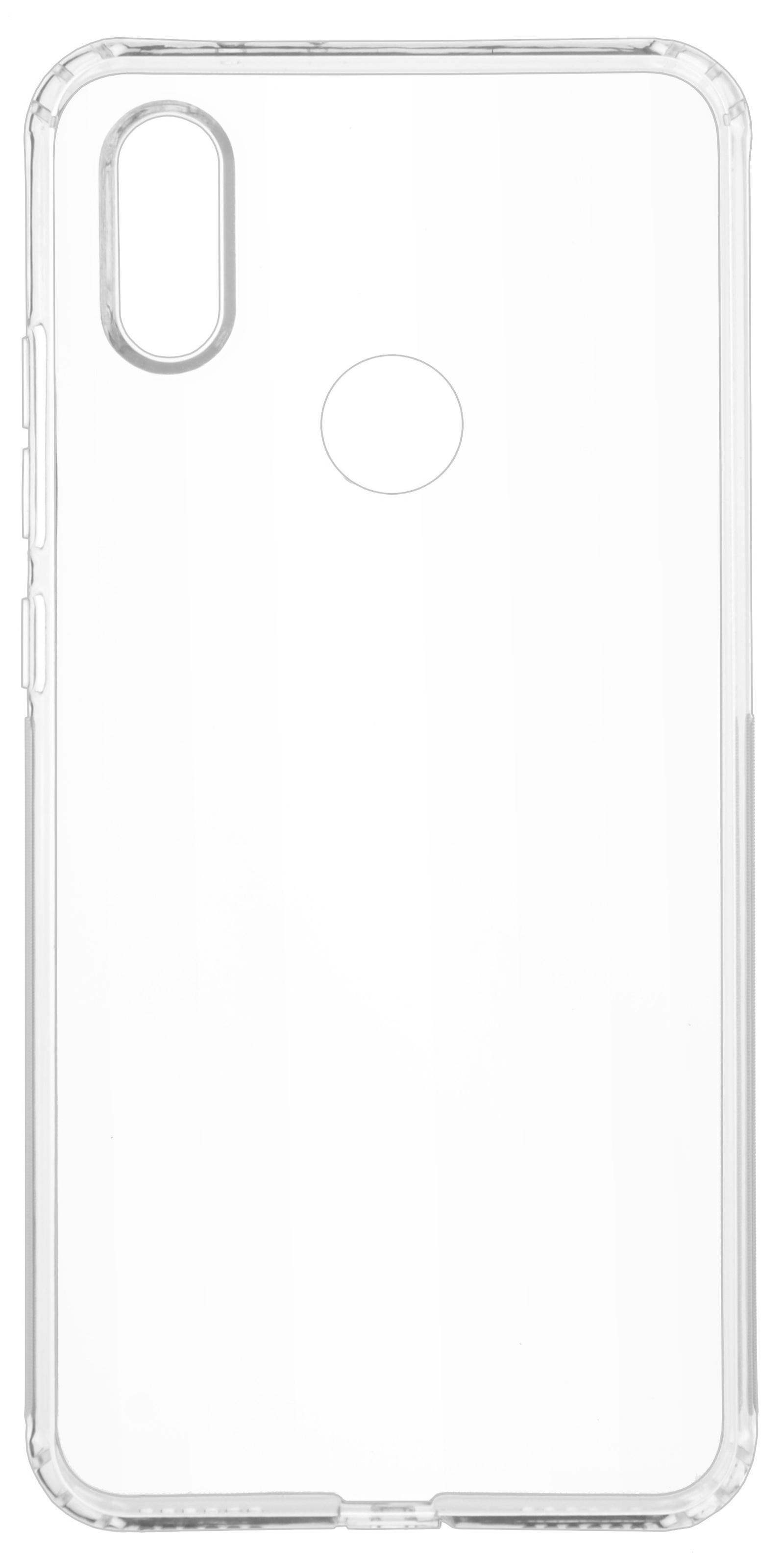 Накладка skinBOX для Xiaomi Mi 6X/A2, Transparent защитное стекло mobius xiaomi mi a2 mi 6x черный