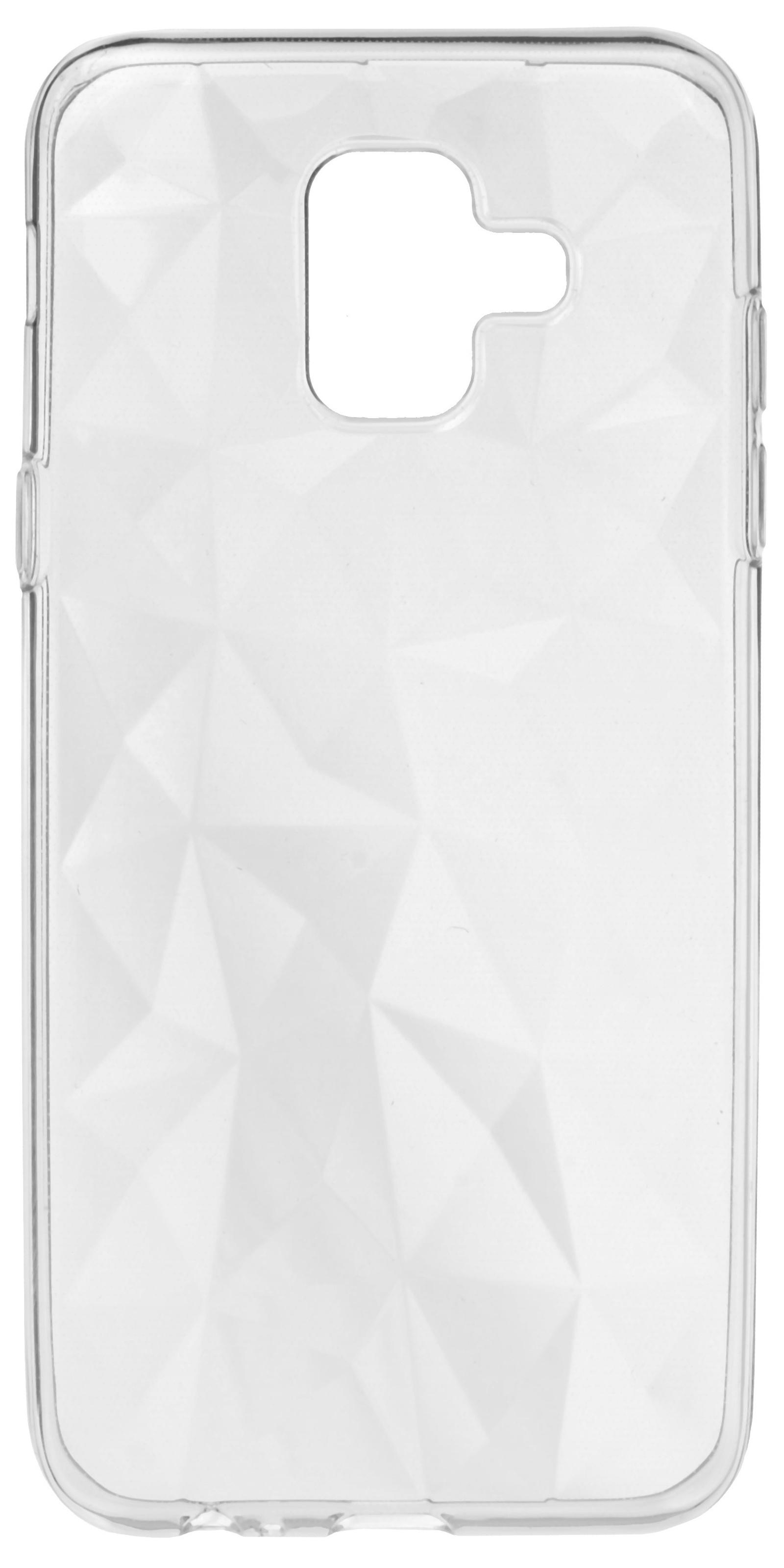 Накладка skinBOX для Galaxy A6 (2018), Transparent джейн эйр