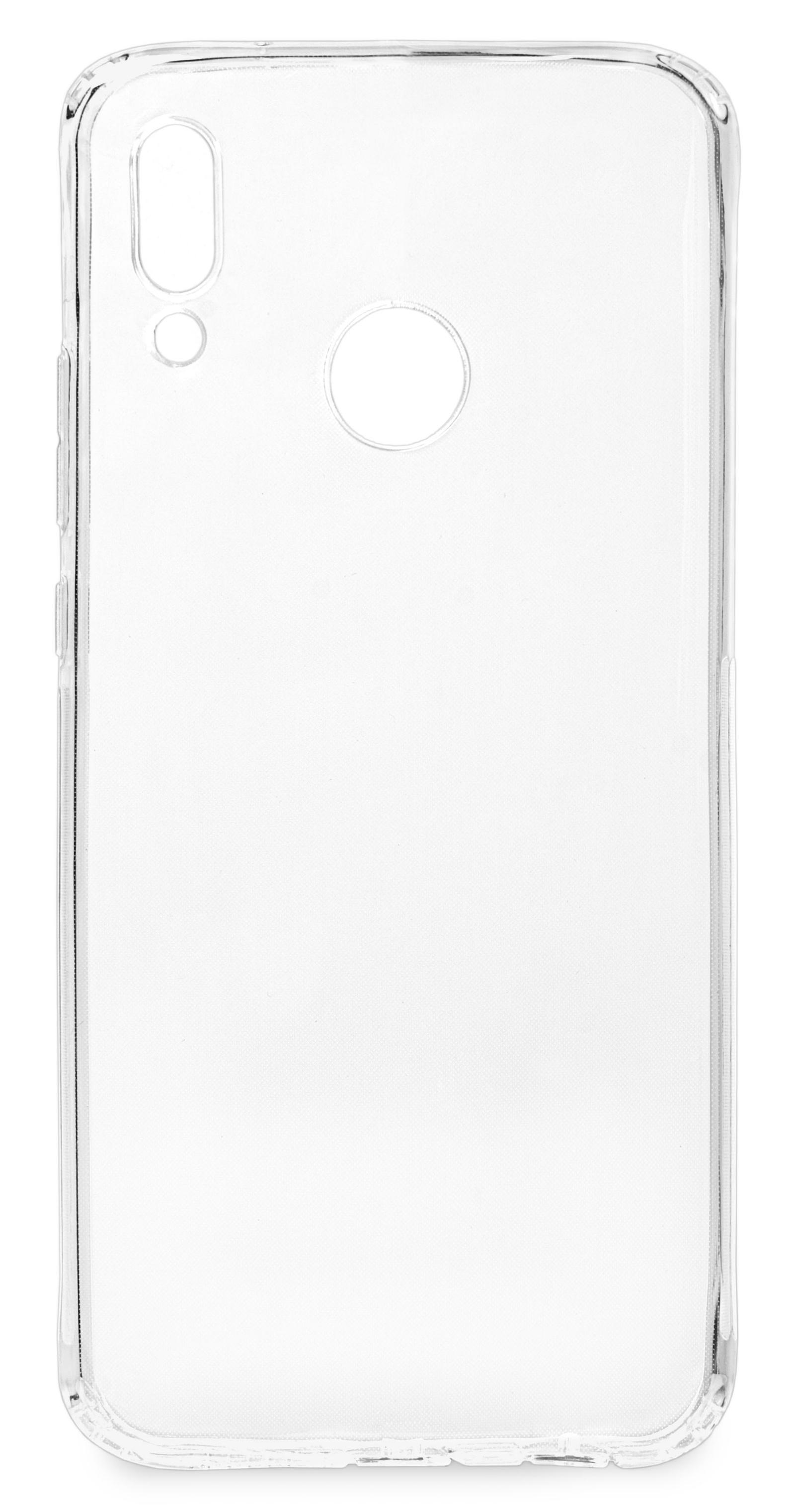Накладка skinBOX для P20 Lite/Nova 3E, Transparent цена