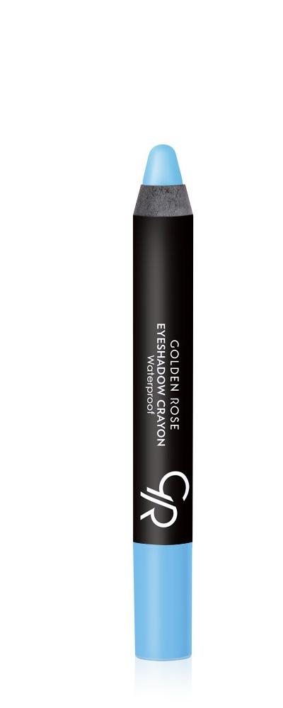 Водостойкие тени карандаш Golden Rose Eyeshadow crayon тон 04GRECW-04/04Водостойкие тени карандаш Golden Rose Eyeshadow crayon. Новые c водостойкой формулой и нежной кремовой текстурой тени для век в виде толстого карандаша прекрасно наносятся и мягко скользят по коже век. Тени ложатся на веки равномерным слоем, не осыпаясь и не забиваясь в складки века. Водостойкая формула поможет сохранить насыщенность цвета в течение всего дня.