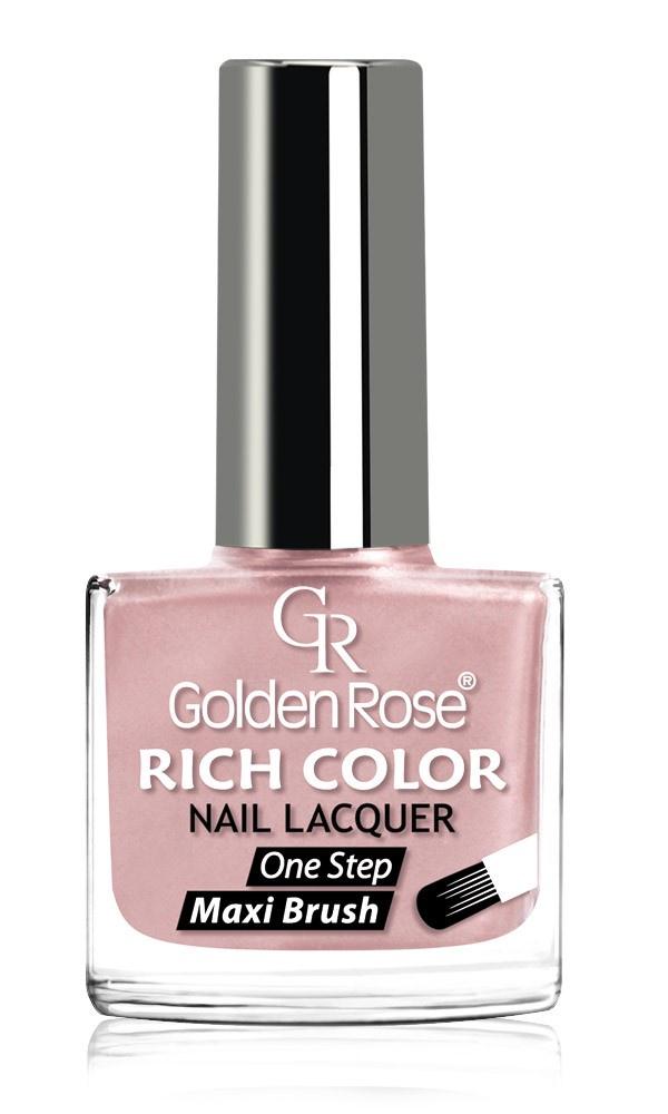 Лак Golden Rose Rich Color. Тон 02 цена 2017