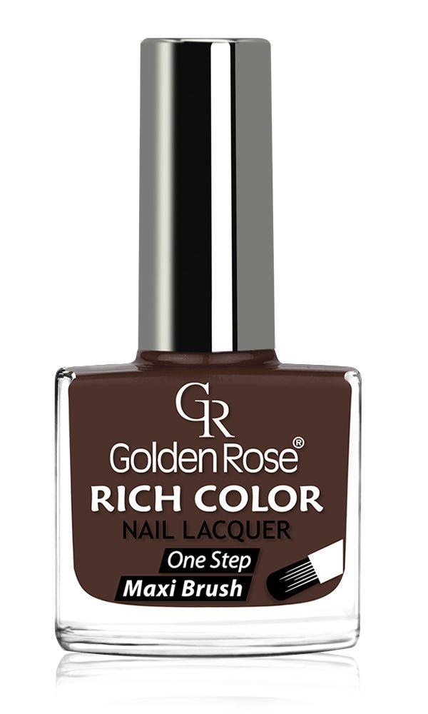 купить Лак для ногтей Golden Rose Rich Color, тон 115, 10.5 мл по цене 220 рублей