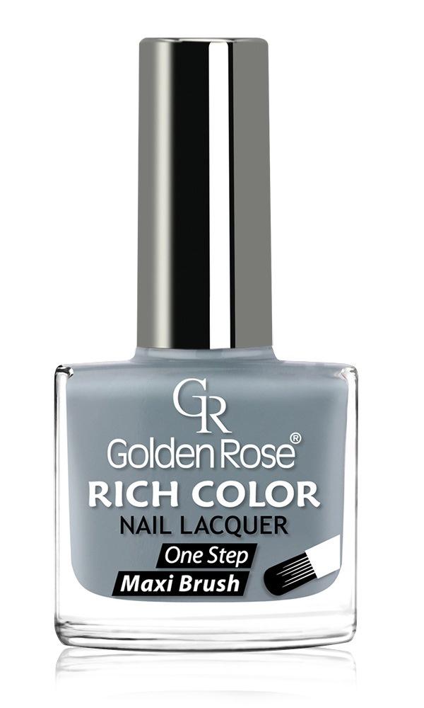 купить Лак для ногтей Golden Rose Rich Color, тон 124, 10.5 мл по цене 220 рублей