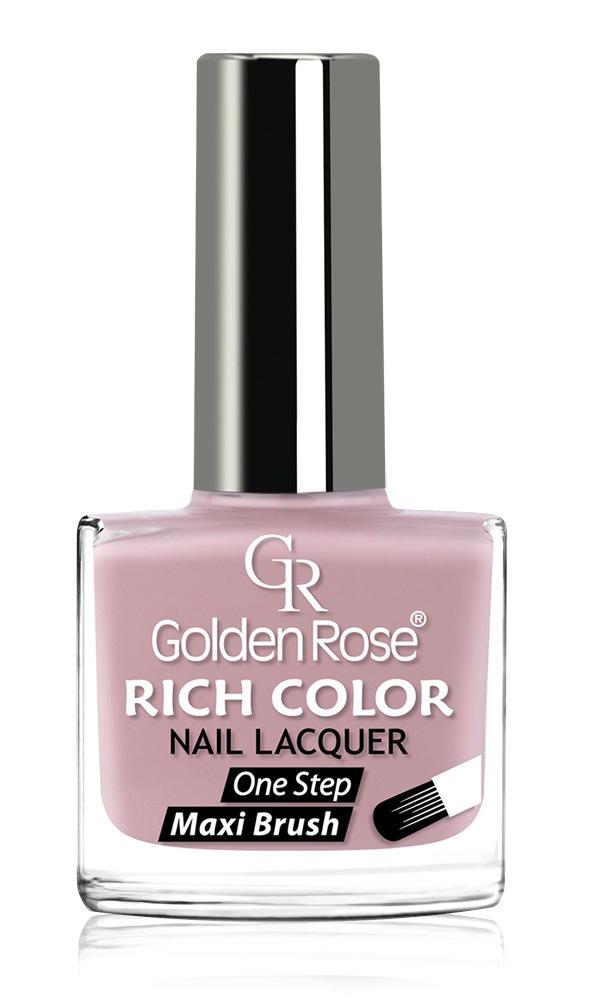 купить Лак Golden Rose Rich Color. Тон 130 по цене 220 рублей