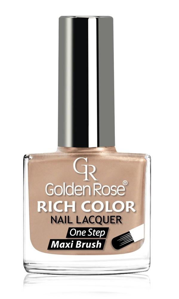 Лак Golden Rose Rich Color. Тон 25 цена 2017